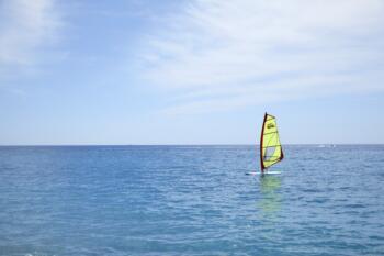 Beach Lindos Breeze