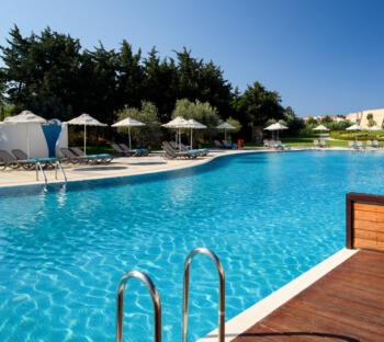 Breeze Pool Area